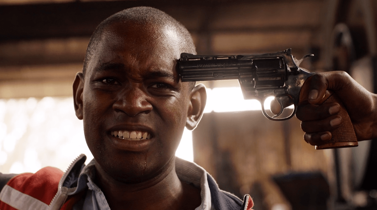 sense8 111 turn the wheel capheus gun to head 2015 - PNG Gun To Head