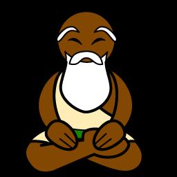 128x128 px, Guru Pathik Icon 256x256 png - PNG Guru