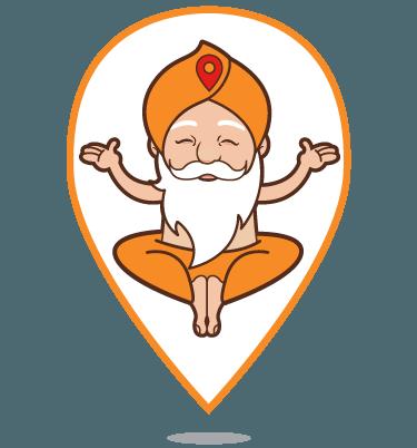 3/4 guru image - PNG Guru