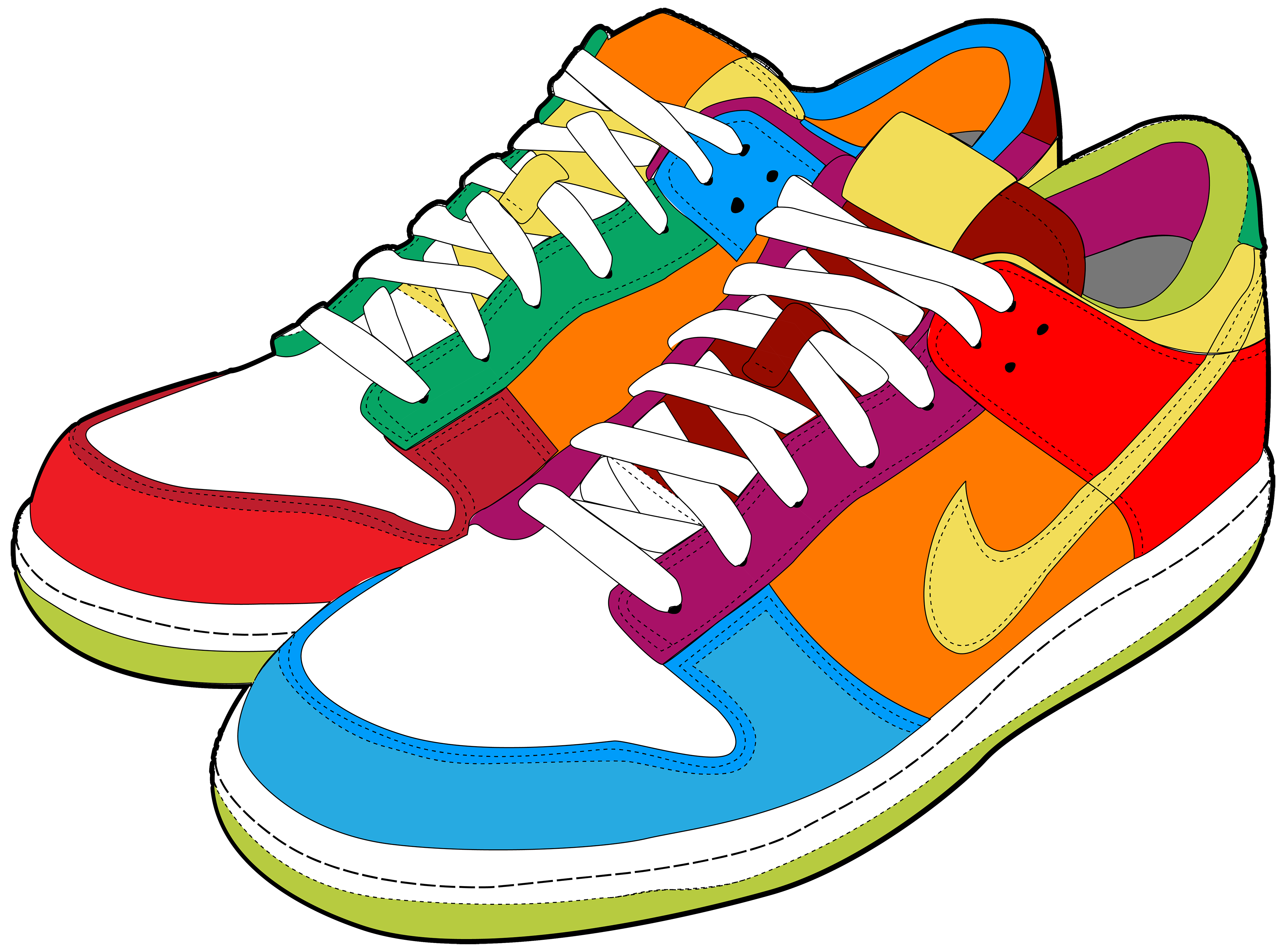 pin Gym-shoes clipart gym class #5 - PNG Gym Shoes