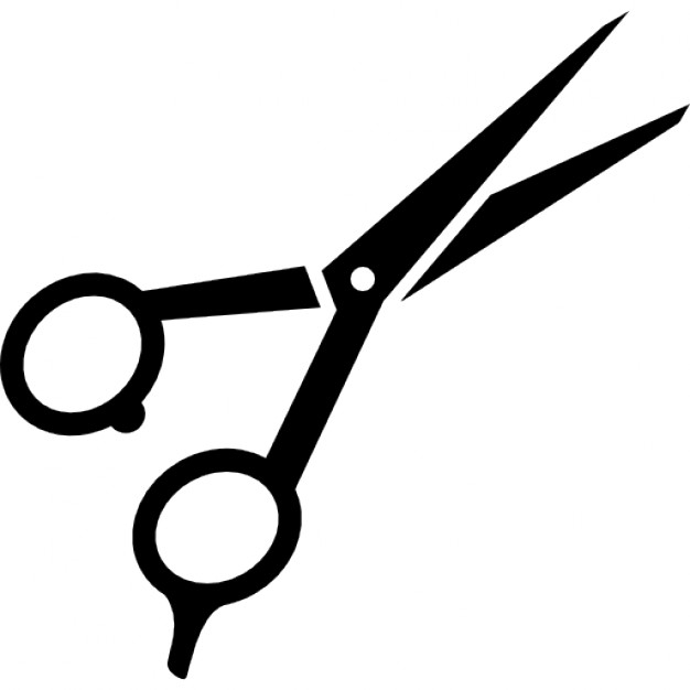 PNG Hairdressing Scissors-PlusPNG.com-626 - PNG Hairdressing Scissors