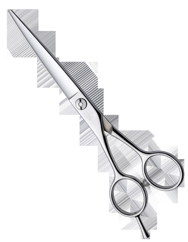 IM-55 / 60 Left Handed Hairdressing Scissors - PNG Hairdressing Scissors