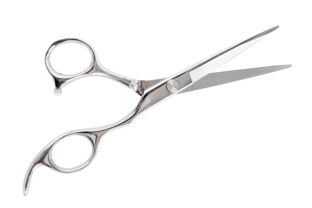 Scissors PNG Transparent Image - PNG Hairdressing Scissors