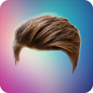 Man HairStyle Photo Editor - PNG Hairstyle