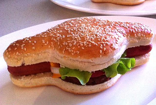 PNG Hamburgers Hot Dogs - 50194
