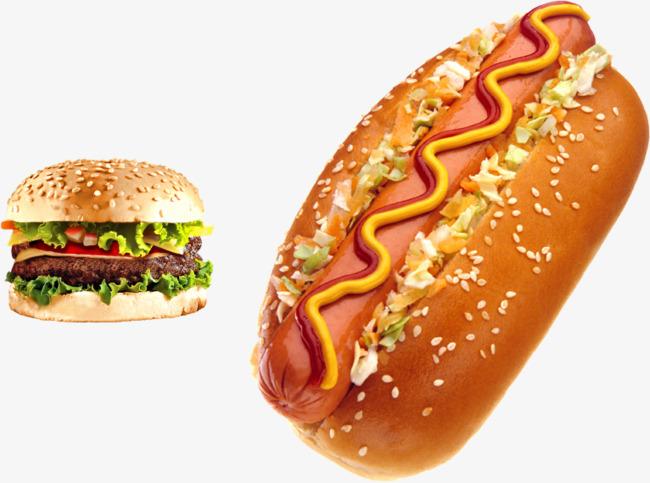 PNG Hamburgers Hot Dogs - 50191