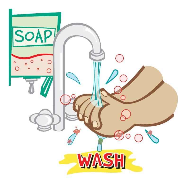 PNG Hand Washing - 50140