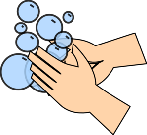 Hand Washing Clip Art - PNG Hand Washing