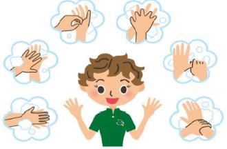 PNG Hand Washing - 50144