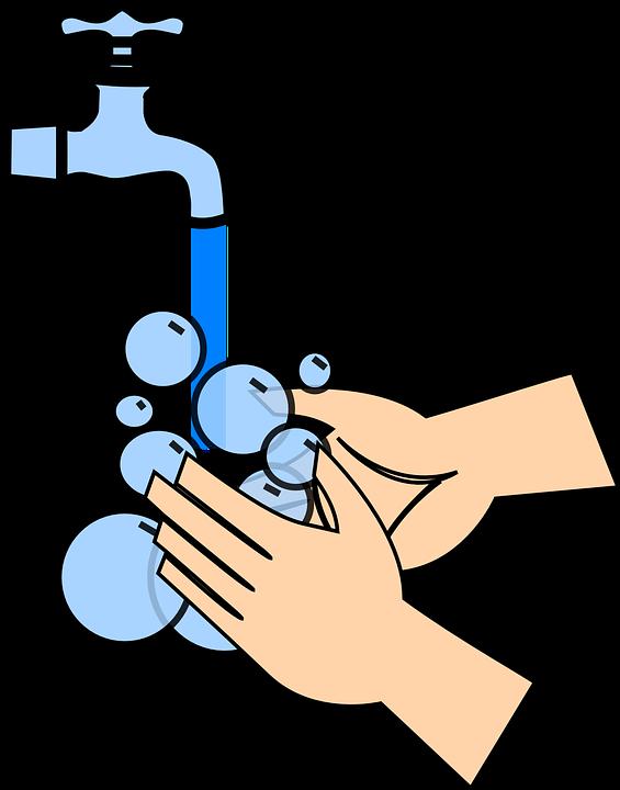 PNG Hand Washing - 50143