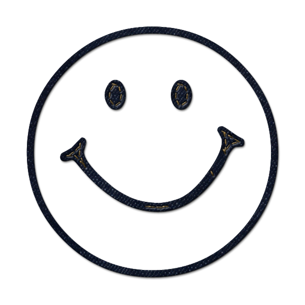smiley face png - PNG Happy Face Black And White