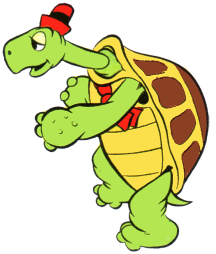 Tortoise Clipart #1842852 - PNG Hare And Tortoise