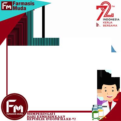 Farmasis Muda memperingati hari kemerdekaan Republik Indonesia ke-71 - PNG Hari Kemerdekaan