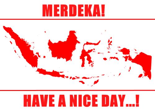Selamat Hari Kemerdekaan Indonesia 71 Tahun - PNG Hari Kemerdekaan Indonesia
