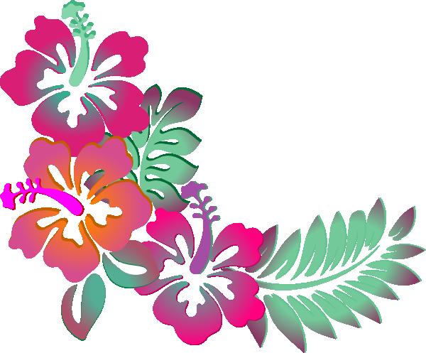 PNG Hawaiian Flower - 53372