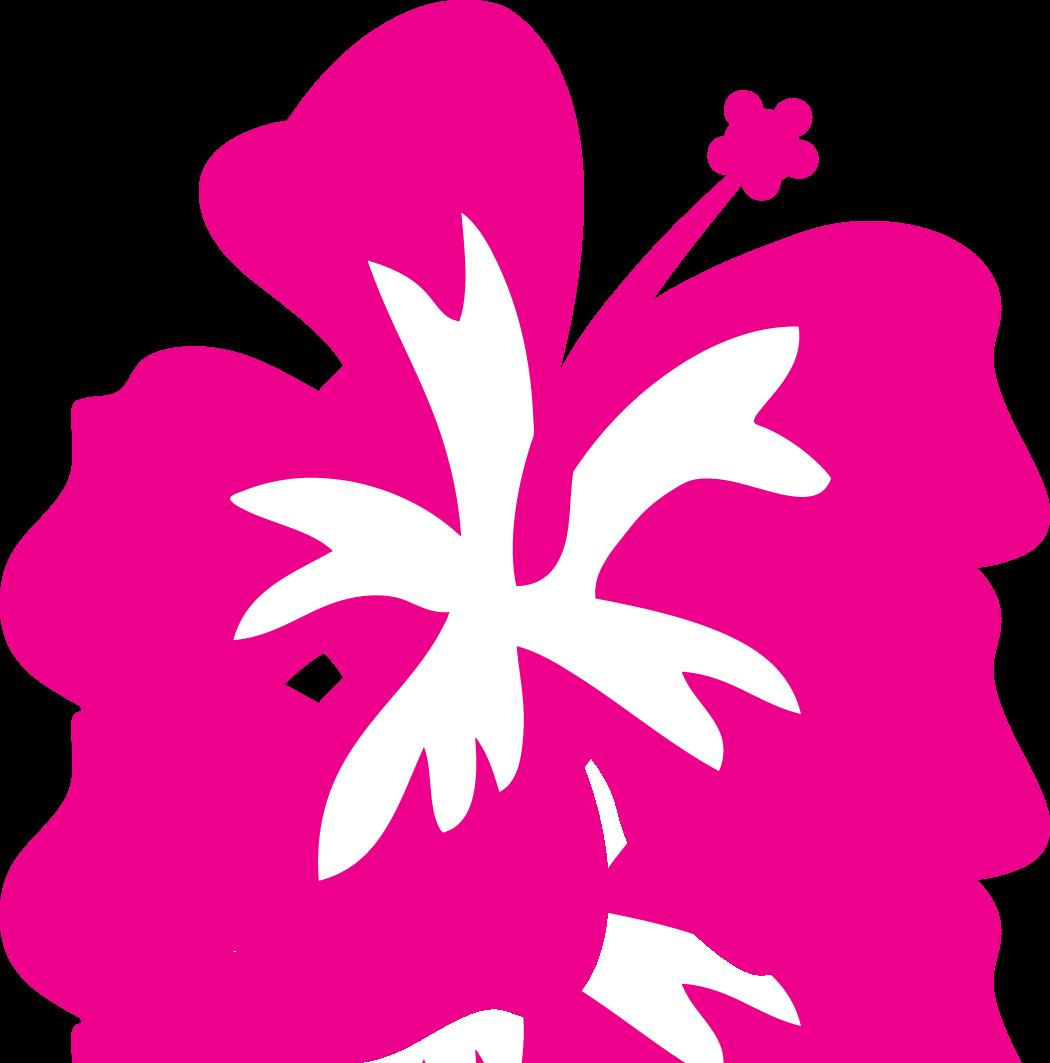 PNG Hawaiian Flower - 53366