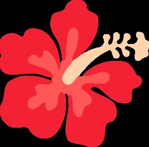 Hawaiian flowers clipart no background - PNG Hawaiian Flower