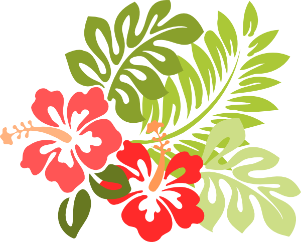 http://www.clker pluspng.com/cliparts/Q/V/y/x/V/G/hibiscus-hi.png | Crafts |  Pinterest | Clip art, Flowers and Stenciling - PNG Hawaiian Flower