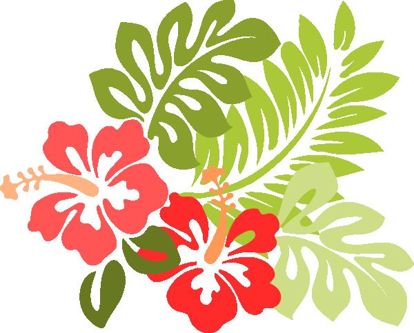 PNG Hawaiian Flower - 53361