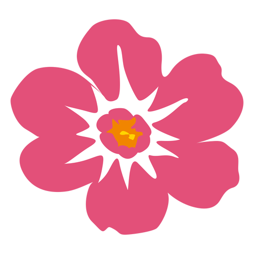 Pink hawaiian flower png - PNG Hawaiian Flower