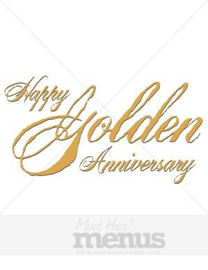 PNG HD 50Th Wedding Anniversary - 129477
