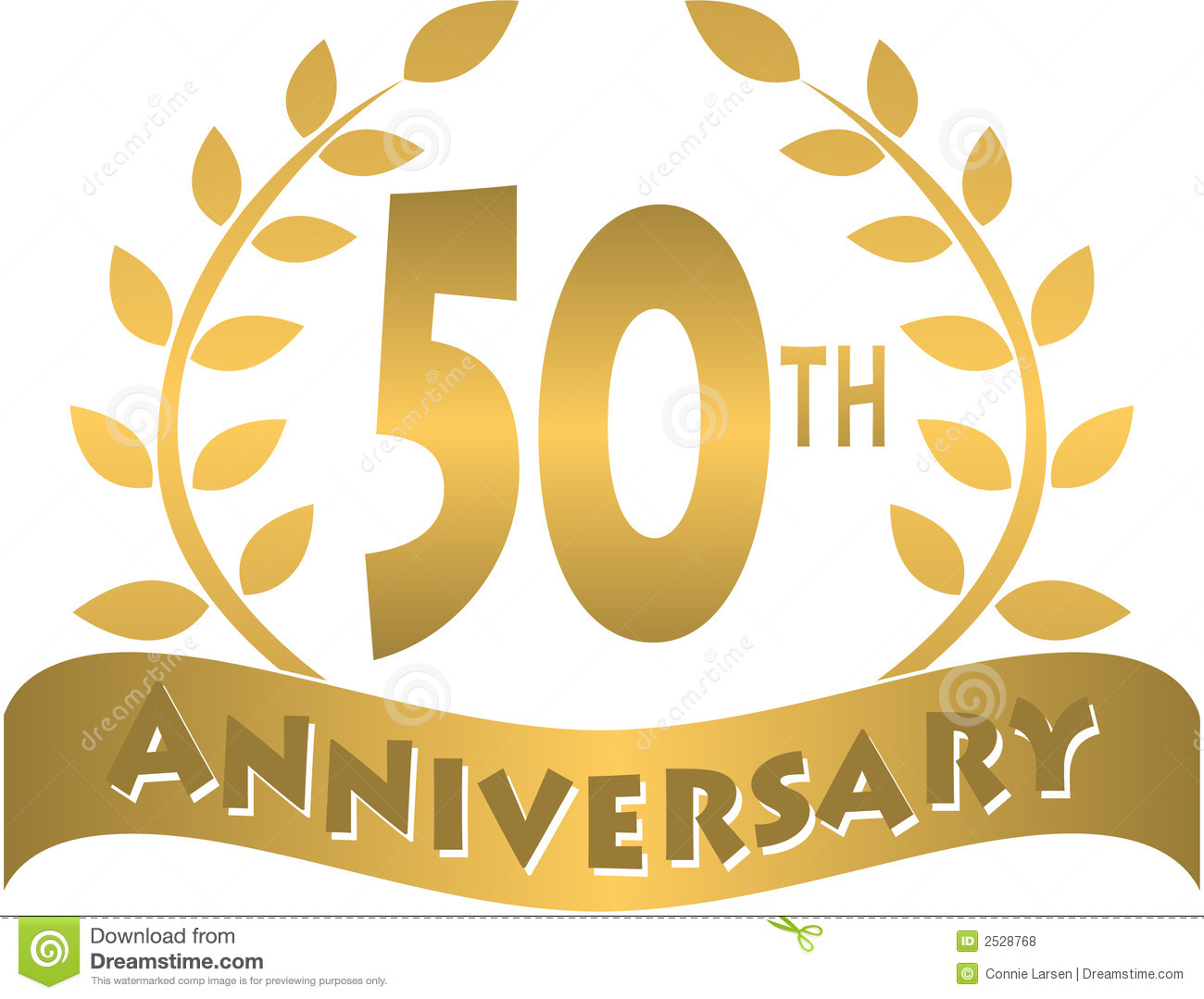 PNG HD 50Th Wedding Anniversary - 129480