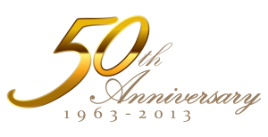 logo - PNG HD 50Th Wedding Anniversary