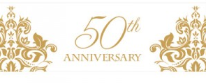 Thatu0027s a reason to celebrate the golden anniversary in style. Celebrate  this special date and show your love for the couple with some of our 50th  wedding PlusPng.com  - PNG HD 50Th Wedding Anniversary