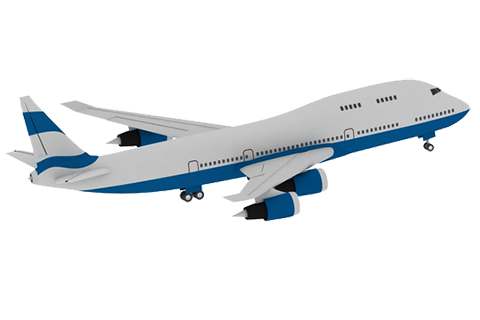 PNG HD Airplane - 148166
