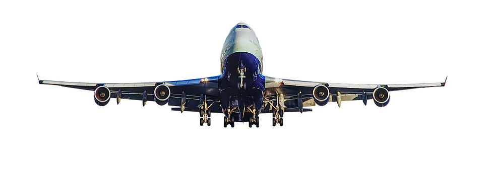 Airline, Airplane, B-747, Plane Aircraft - PNG HD Airplane