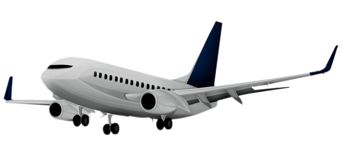 PNG HD Airplane - 148165
