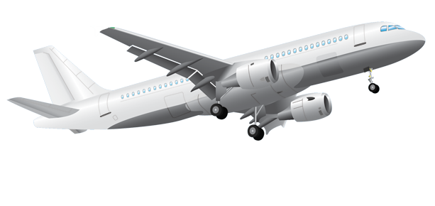 PNG HD Airplane - 148156