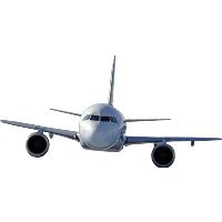 PNG HD Airplane - 148159