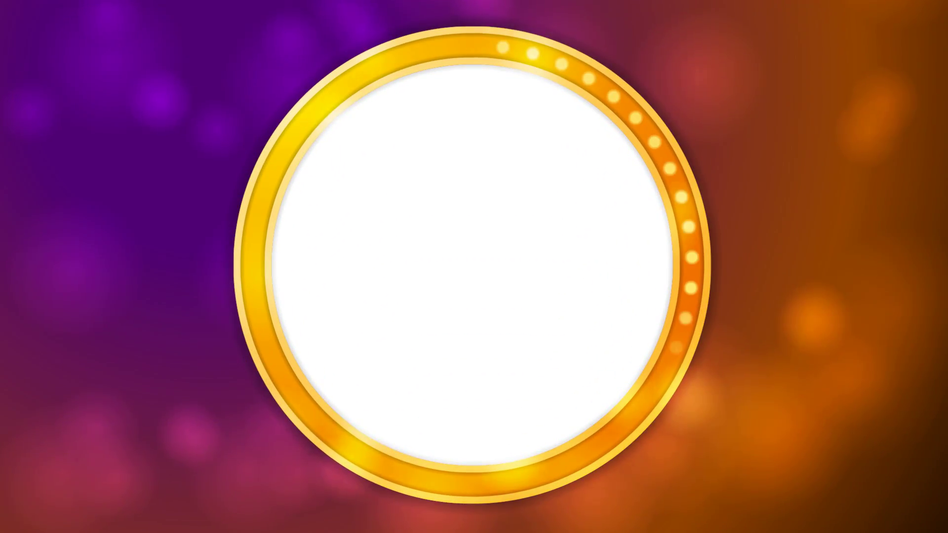 Retro shiny light circle banner design. Video animation HD 1920x1080 Motion  Background - VideoBlocks - PNG HD Banner
