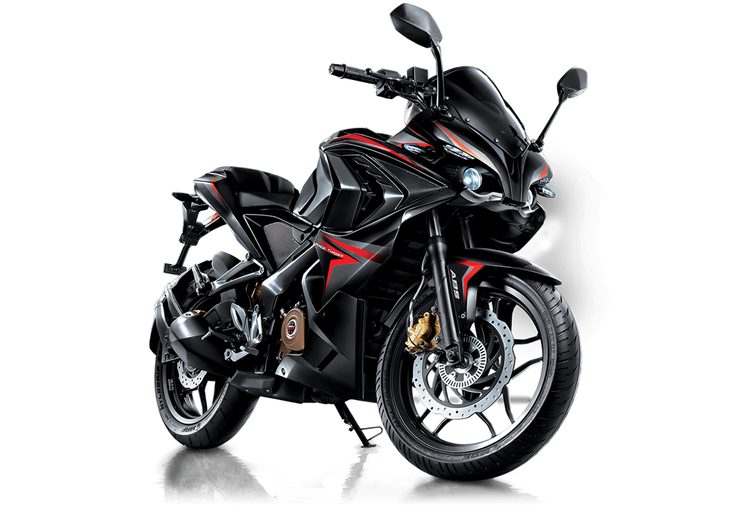 Bajaj Pulsar RS 200 PNG Clipart - PNG HD Bike