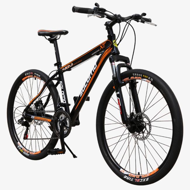 HD Black Mountain Bike, Hd Black Mountain Bike, Hd Bike, Mountain Bike PNG - PNG HD Bike