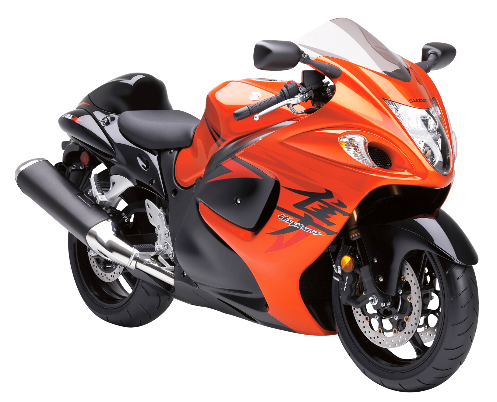 Suzuki Hayabusa Sport Motorcycle Bike PNG Image - PNG HD Bike