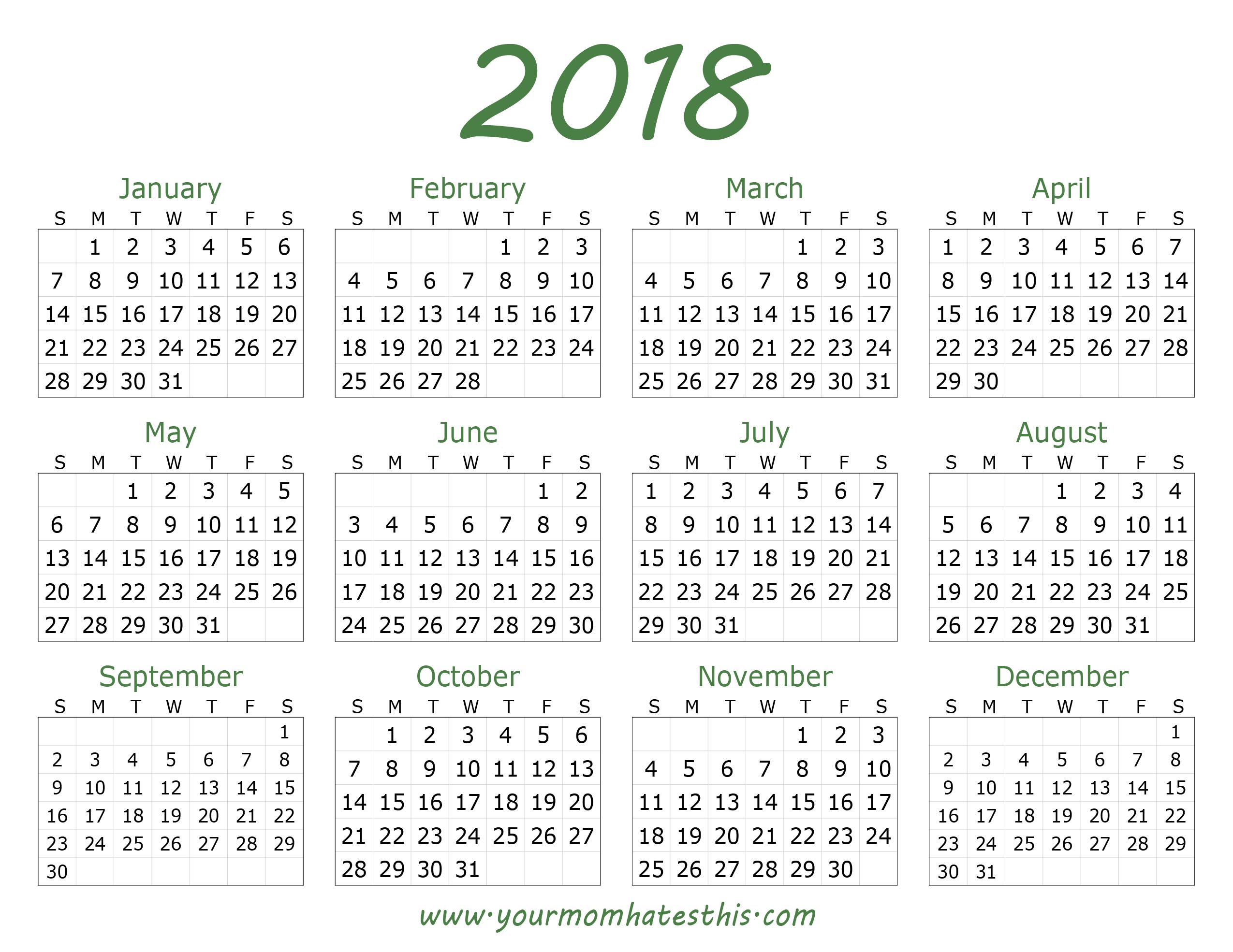 PNG HD Calendar - 125178
