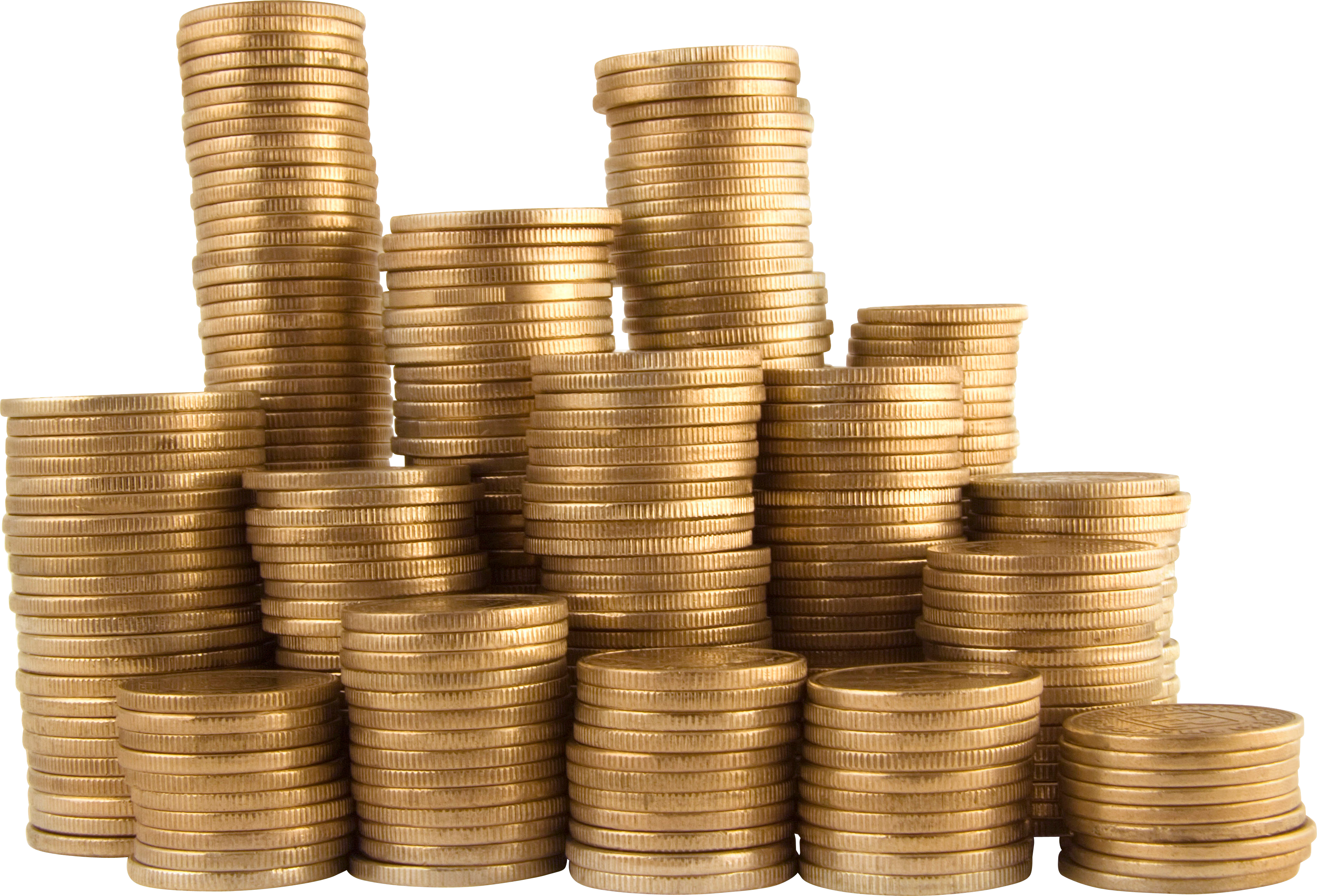 Coins PNG image - Coin HD PNG - PNG HD Coins