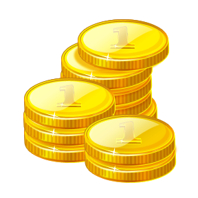 Similar Coins PNG Image - PNG HD Coins