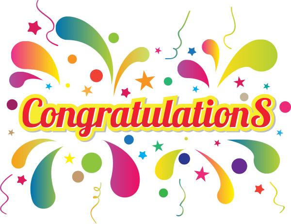 3D Congratulations - PNG HD Congratulations
