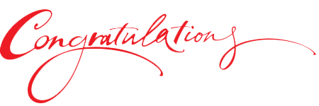 PNG HD Congratulations - 137798