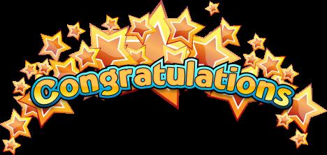 PNG HD Congratulations