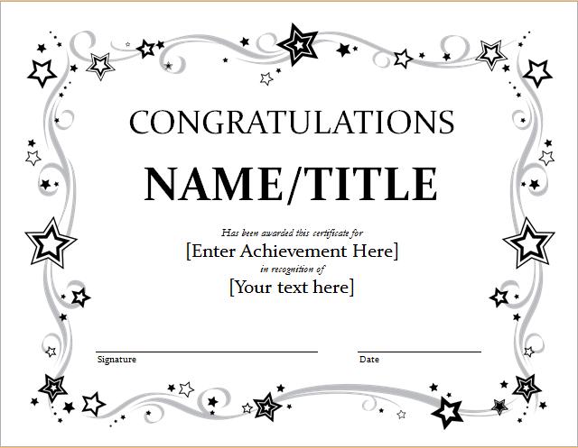 congratulation template - PNG HD Congratulations