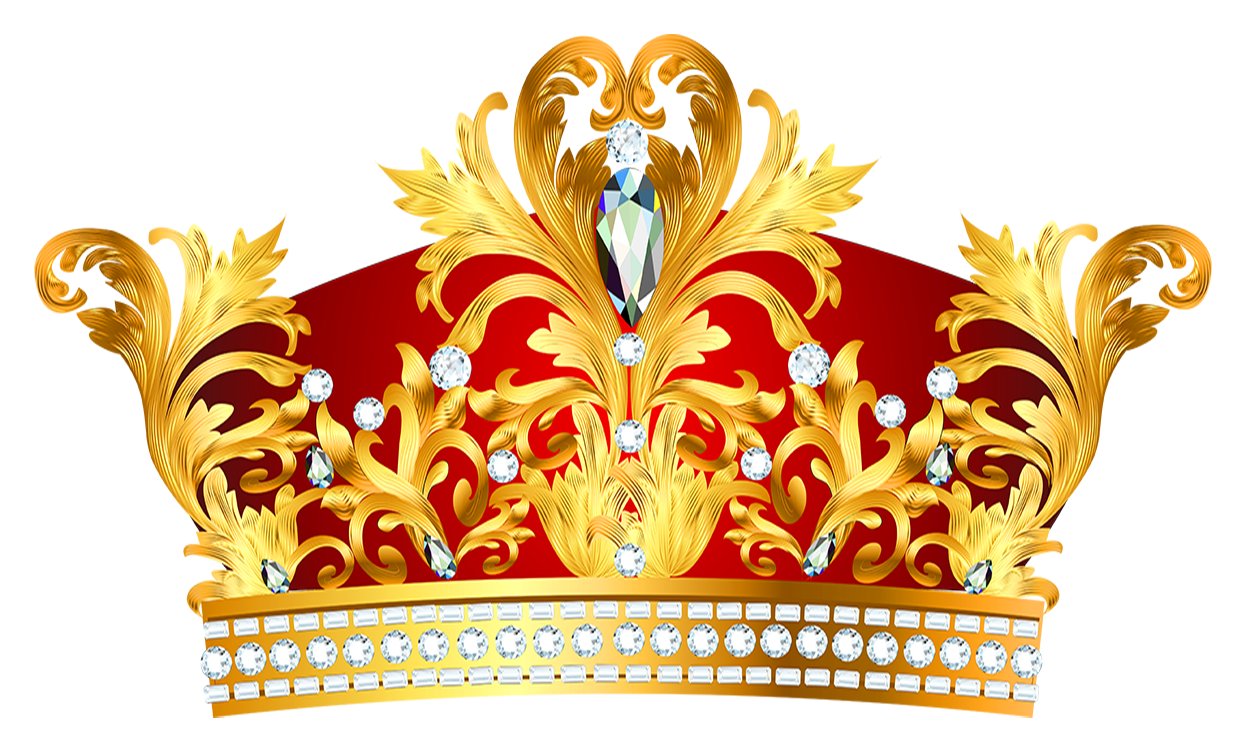 PNG HD Crown-PlusPNG.com-1250 - PNG HD Crown