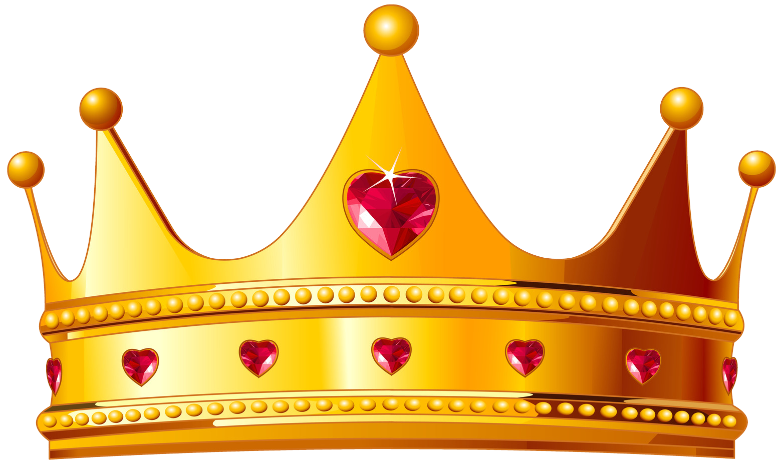 PNG HD Crown-PlusPNG.com-1563 - PNG HD Crown