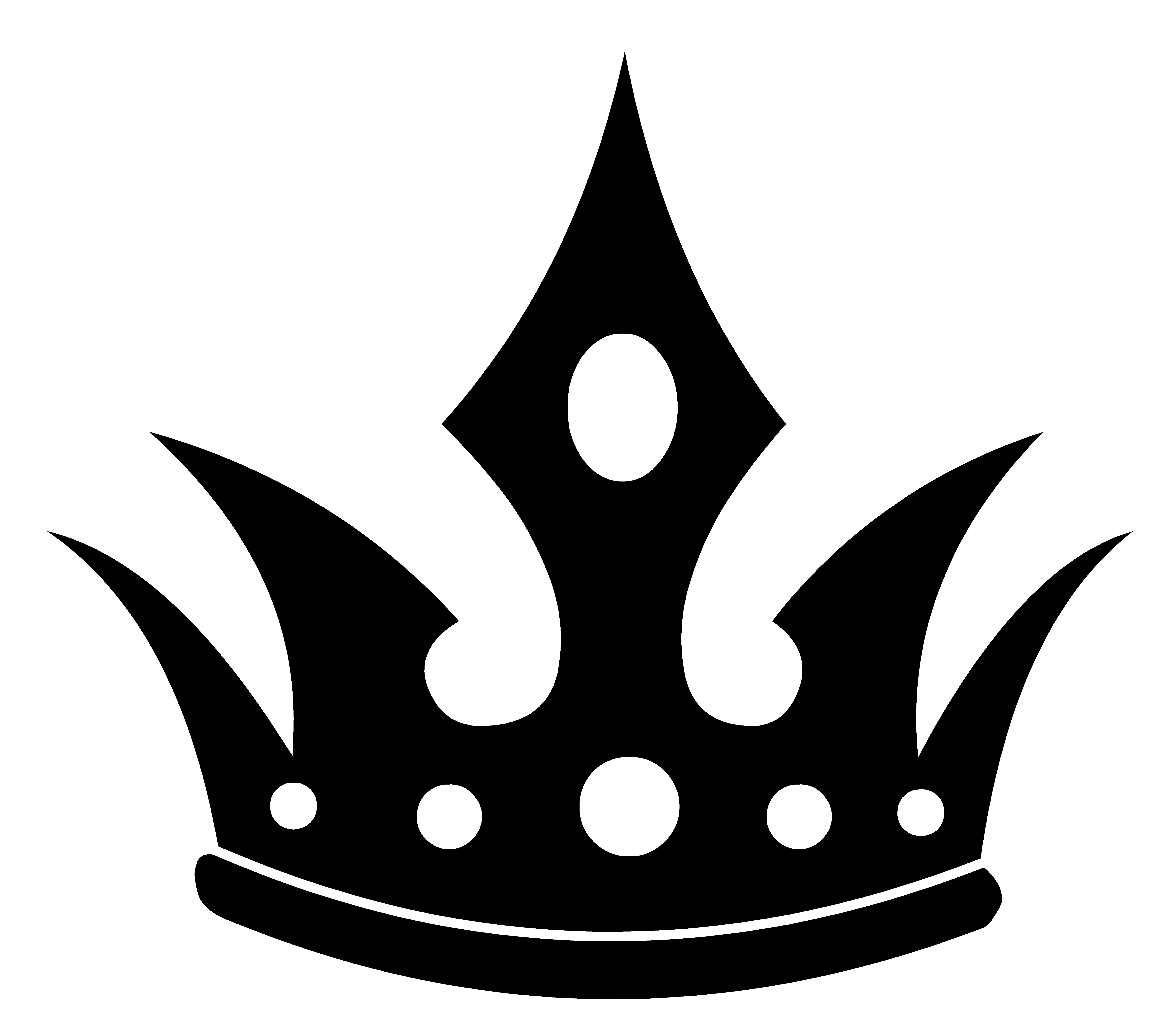 King Crown Logo Icon - Clipart library - PNG HD Crown
