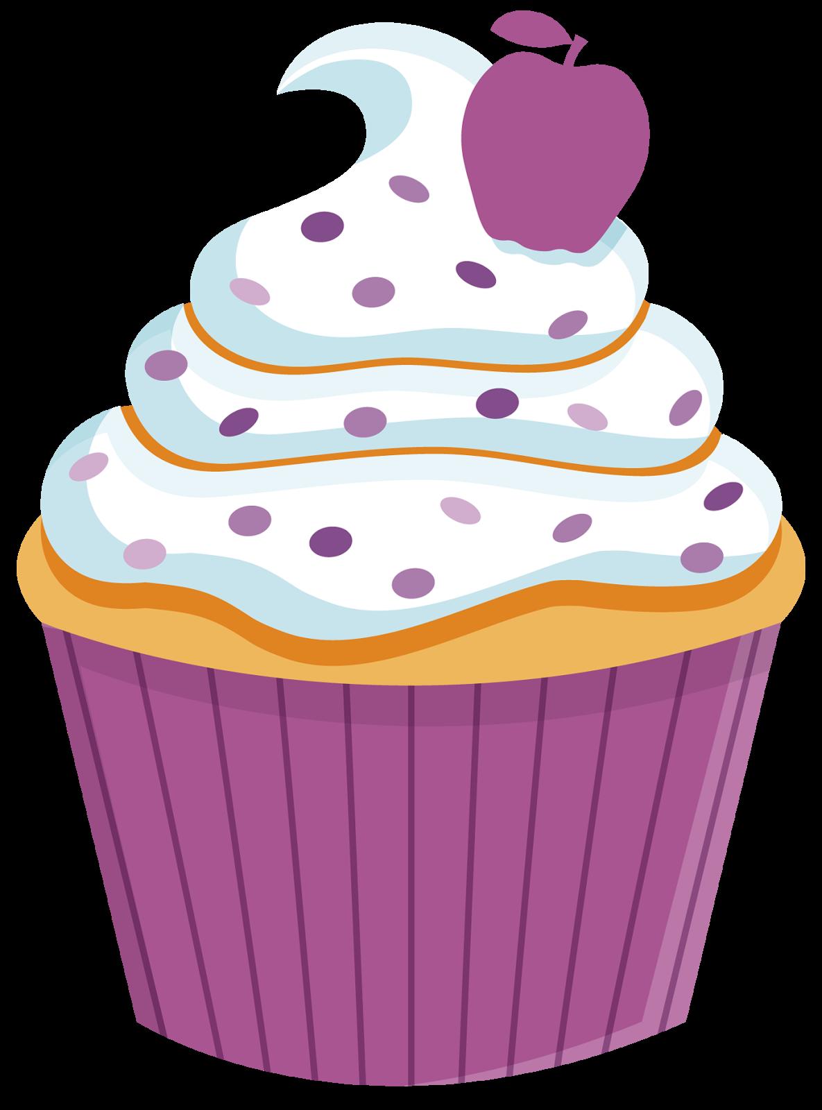 Craft - PNG HD Cupcake