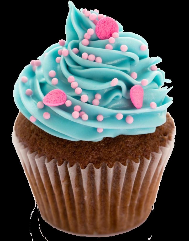 PNG HD Cupcake