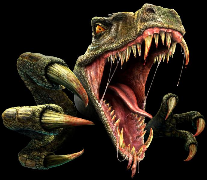 PNG HD Dinosaur - 151250